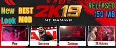 Скачать New wr3d 2k19 Mod by MT Gaming released for Android