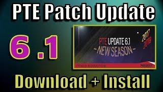 By Photo Congress || Download Pte Patch 7 2 Pes 2016 Single Link