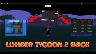 Lumber Tycoon 2- Hack|Teleport trees to you |speed hack| Auto sell wood|