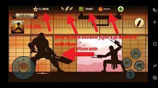 shadow fight 2 mod apk max level download