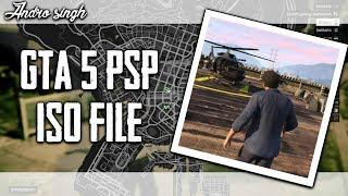 ||70MB GTA 5 ISO || HIGHLY CONPRESSESD || FOR ANDRIOD ||PPSSPP||