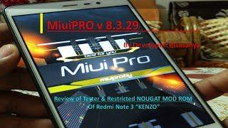 MiuiPRO v 8 7 26 / 8 4 26 Android NOUGAT 7 0 | Review | Share your views /  extend support