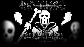 Undertale Disbelief: REVENGE - The Unseen Ending [All Challenges + No-hit  Papyrus Fight]