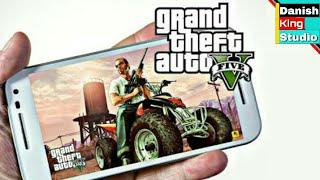 GTA 5 IN ANDROID PPSSPP 1KB TO 1 14GB SUPER HIGHLY COMPRESSED