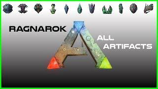 ARK - Ragnarok | How To Get ALL Of The Artifacts!