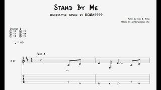 Stand By Me TAB - fingerstyle guitar tab - PDF - Guitar Pro