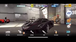 CSR Racing 2 - LaFerrari Aperta World Record Tune