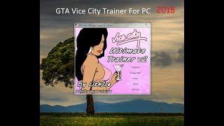 download gta vice city ultimate trainer v2 setup