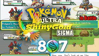 pokemon shiny gold sigma evolution list