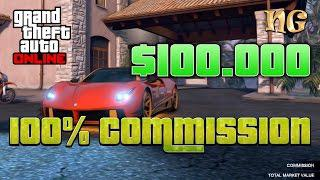 gta v where to sell cars