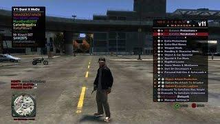 Скачать LINK DO MOD MENU v11 GTA 4 BLUS/BLES PS3 TRAVADO