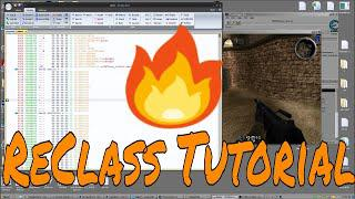 How To Use ReClass To Hack Video Games Tutorial