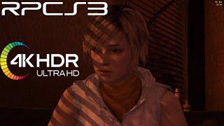 True 4K 60FPS HDR ReShade - Silent Hill 3 HD Collection - RPCS3 PS3  Emulator - First 10 Minutes