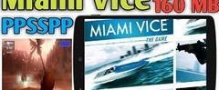 Скачать 168MB | Miami Vice The Game Highly Compressed PPSSPP