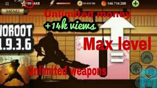 shadow fight 2 hack max level 99