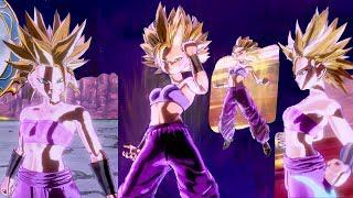 скачать Which Caulifla Mod Is Better Dragon Ball Xenoverse