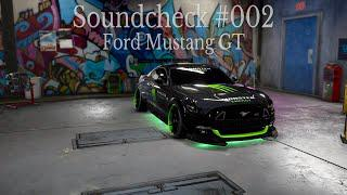 Need For Speed Payback Soundcheck  Ford Mustang Gt Ps