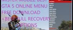 Скачать GTA 5 Online PC: 1 46 Annihilation Mod Menu New Update (LOW