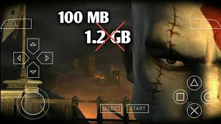 ppsspp games download iso under 100mb