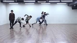 [mirrored & 70% slowed] BTS - FAKE LOVE Dance Practice