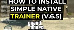 Скачать how download simple native trainer mod for gta 4