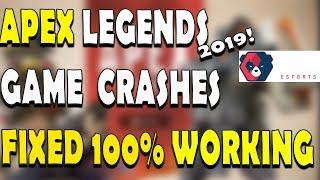Apex Legends Games Crashes Fixed-Error: 0xc0000142 and EAC untrusted file  :winhttp dll-2019
