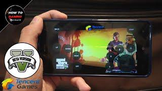 ||GTA 5 BETA APK+OBB BY TENCENT GAMES||HOW TO DOWNLOAD GTA 5 GAME ON  ANDROID||REAL||APK+DATA||