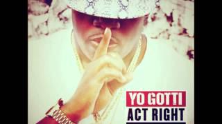 Yo Gotti Feat Young Jeezy & YG - Act Right (Acapella Dirty) | 98 BPM