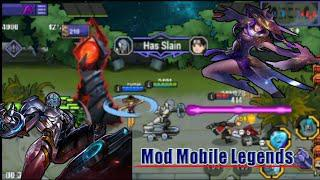 Naruto Senki Mod Mobile Legends! [20MB] Android Apk Download!