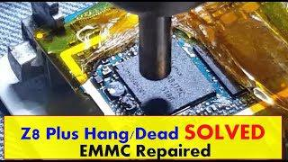 Z8 plus Qmobile EMMC repaired Solved, All china mobile EMMC Repairing
