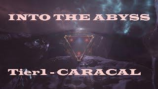 Into The Abyss | Tier 1 | Abyssal Deadspace| EVE online