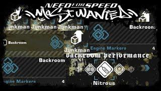 UNLIMITED JUNKMAN PARTS IN CAREER - Need For Speed: Most Wanted (2005)  [DOWNLOAD MEGA TRAINER]