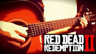 Red Dead Redemption 2 - Prologue/Outlaws From The West - Fingerstyle Guitar  Cover [TAB]