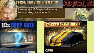 Next Season Prize, Legendary Cup And Prestige Cup Cars | Csr Racing 2