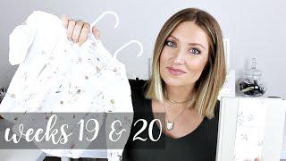 015890d956 Скачать Twin Pregnancy Vlog Weeks 19 + 20  Baby Clothes