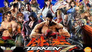 🔥 TEKKEN -7 Official Download On Android Ppsspp Gameplay 2018🔥! by  Technical Nahid