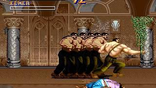OpenBoR games: Final Fight and Cadillacs playthrough