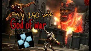 God Of War 2 Mod Ghost_of_Sparta ppsspp iso | ppsspp best settings | highly  compressed | 250 mb !!