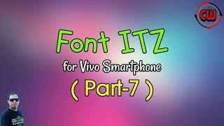Font Vivo Format ITZ (Part 7)