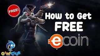 How to Get Free Gameclub Ecoin in Ben Junior Giveaway