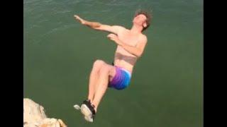 Cliff Jumping Fails Compilation Part 8