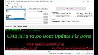CM2 MT2 ALL MODEL Fix BOOT FILE FREE Download Without Password