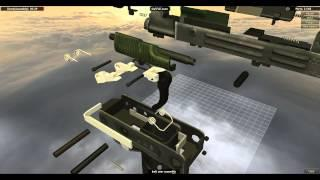 World of Guns Gameplay : Uzi Full Auto (Disassembly and Assembly)