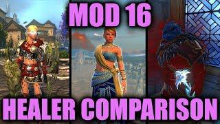 ➕ Neverwinter Mod 16 Healer Comparison