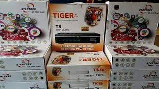 New Receivers For Sales Starsat xtreme 2000 Tiger t8 class v2 All Available