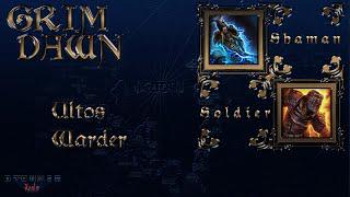 Grim Dawn 2H Melee Ultos Warder - Bastion of Chaos up-close and personal  [SLI]