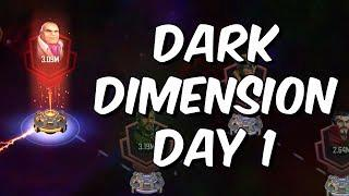Dark Dimension Day 1! - Marvel Strike Force 2018 - MSF