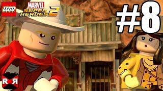 LEGO Marvel Super Heroes 2 - M O D O K - HD Walkthrough Gameplay Part 8