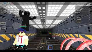 SONIC EXE I Survive Area 51 ROBLOX
