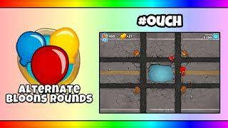 BTD6 #OUCH - ALTERNATE BLOONS ROUNDS - 4 0 Update